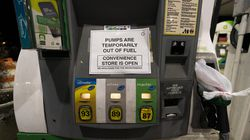 "An out of service gas pump at a gas station in Silver Spring, Md., The gas station that was out of fuel, notified customers on Thursday. Motorists found gas pumps shrouded in plastic bags at tapped-out service stations across more than a dozen US states Thursday while the operator of the nation's largest gasoline pipeline reported making ""substantial progress"" in resolving the computer hack-induced shutdown responsible for the empty tanks."