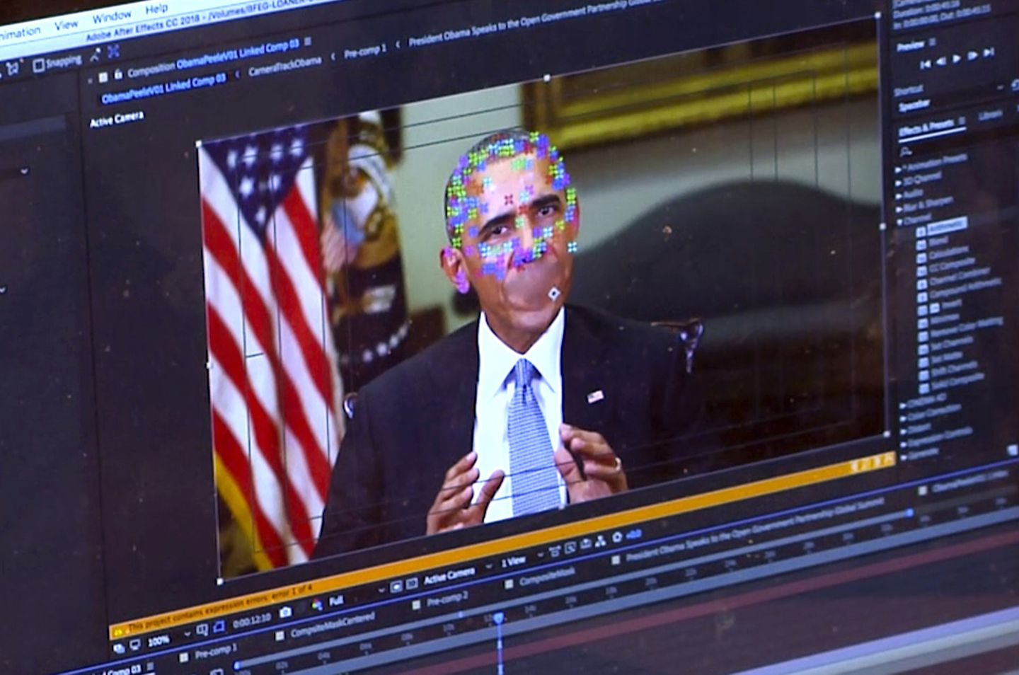 Barack Obama Porn deepfakes are getting better. should we be worried? - the