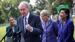 Senator Ed Markey urged the inclusion of the Civilian Climate Corps in the budget reconciliation bill.