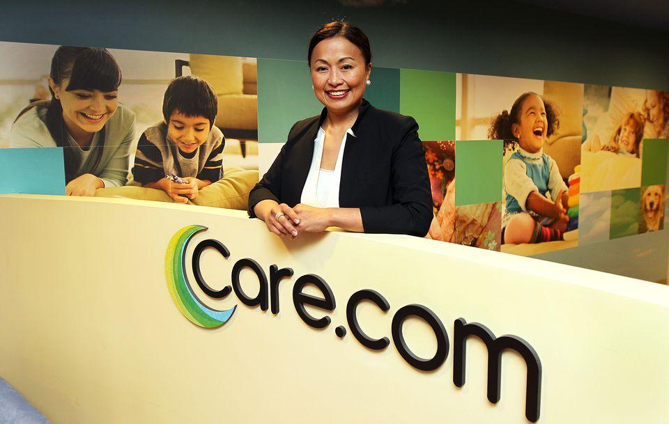 Sheila Lirio Marcelo, founder and CEO of Care.com.