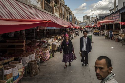 Image Afghan Uyghurs fear deportation as Taliban cozy up to China