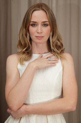 Emily Blunt at the Cannes Film Festival in May.