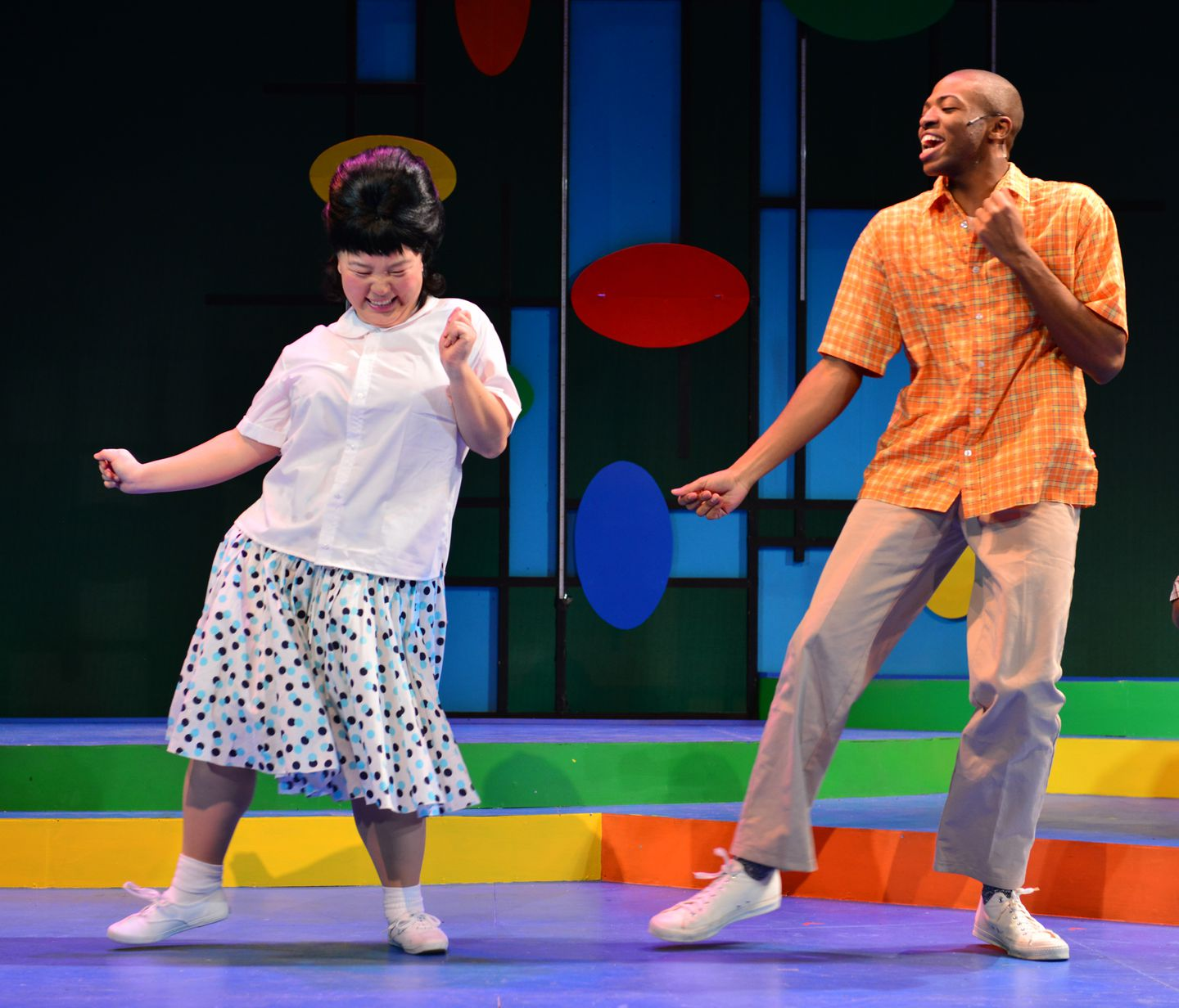 Infectious Ensemble Turns Hairspray Into A Dance Party