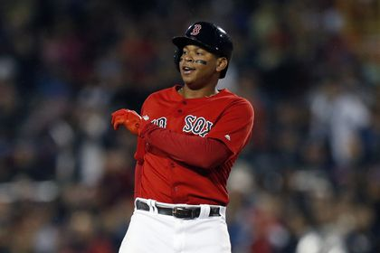 Rafael Devers made Red Sox history with 50th double - The