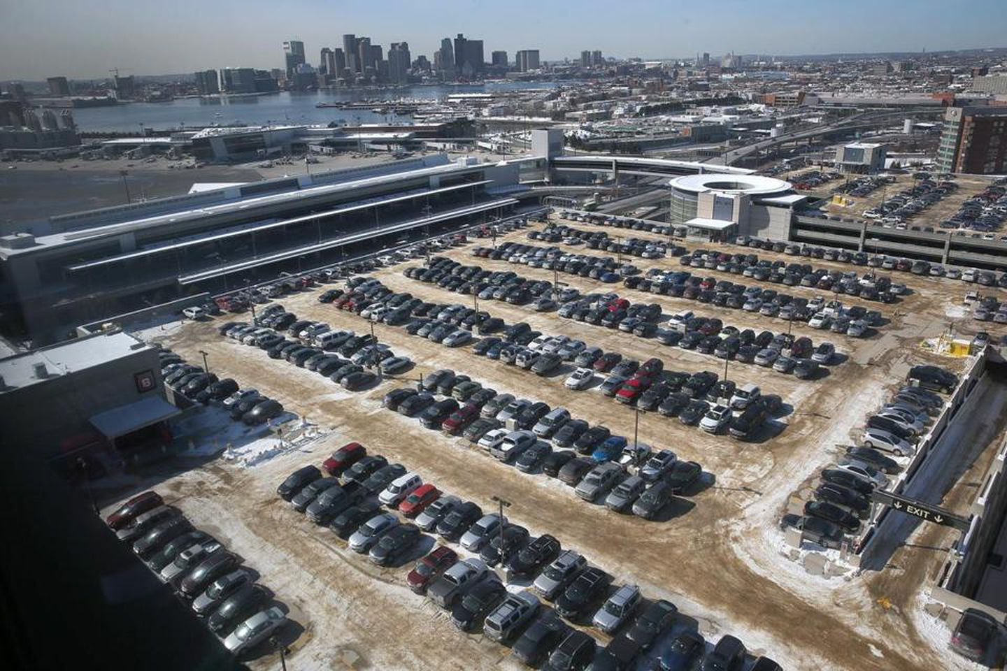 Parking Near Logan Airport >> Relief Could Be On The Way For Drivers Headed To Logan