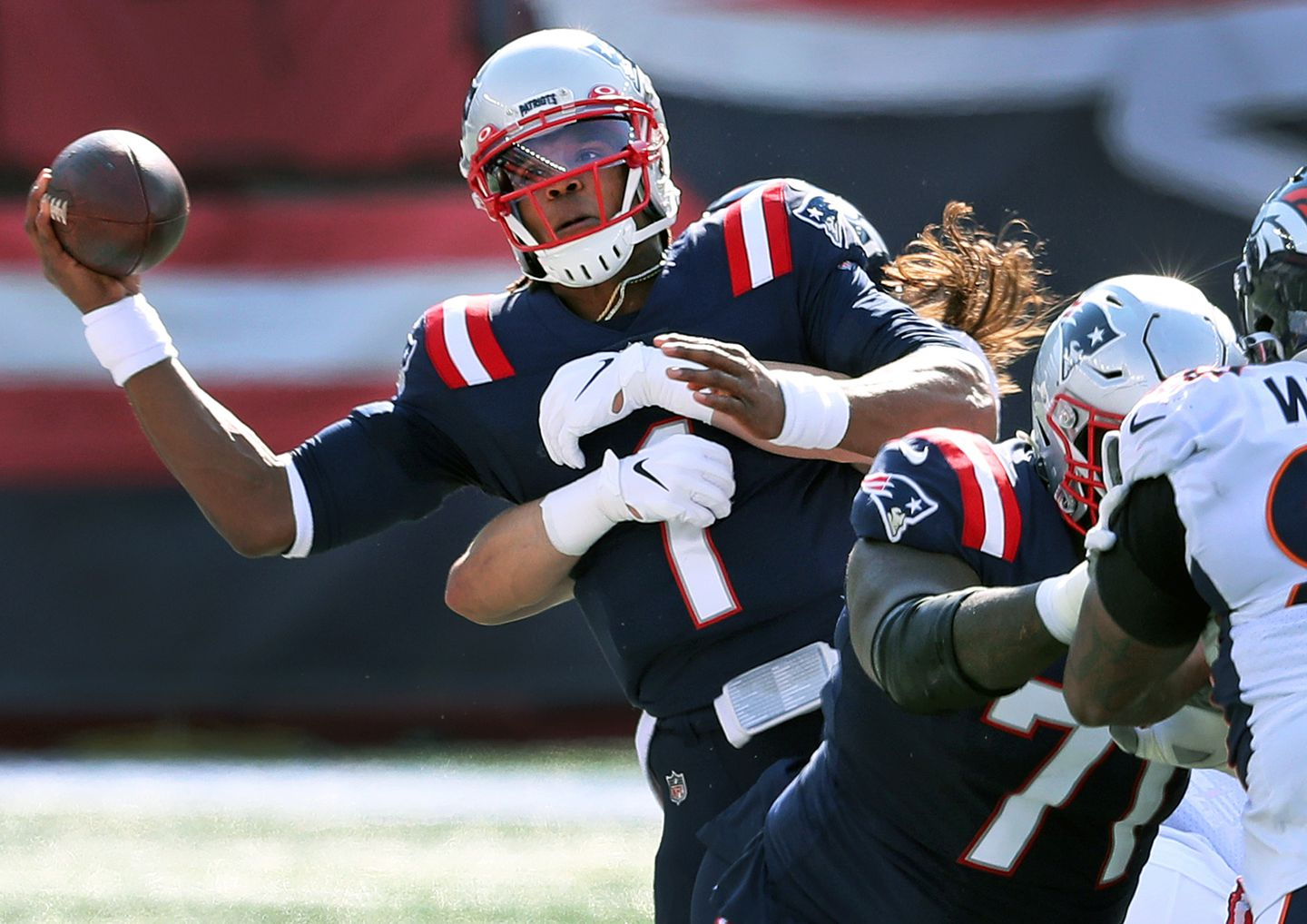 Recent History Says That Sunday S 49ers Game Is Close To A Must Win For Patriots The Boston Globe