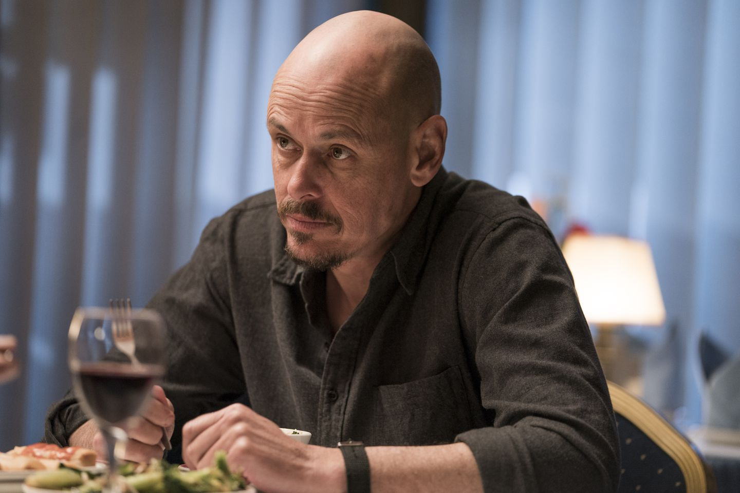"Scott Ryan in FX on Hulu's ""Mr Inbetween."""