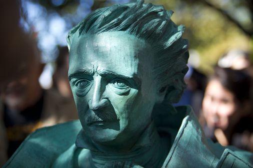Edgar Allan Poe, science reporter - The Boston Globe