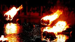 Waterfire in Providence on Saturday was the first time in 27 years that the event was dedicated to celebrating Rhode Islanders of color.