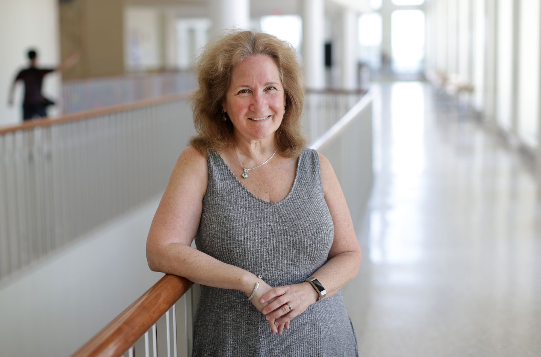 UMass Boston Interim Chancellor Katherine Newman