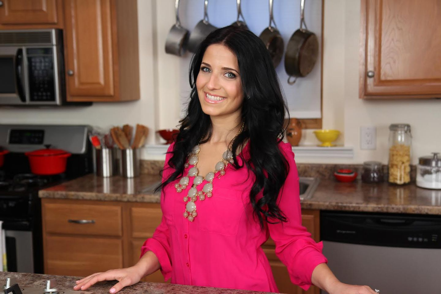 Laura vitale of laura in the kitchen