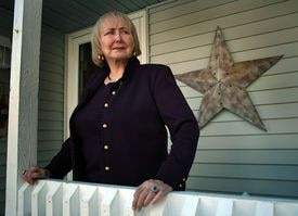 Lindsey Cyr was Whitey Bulger's girlfriend and mother of his son.